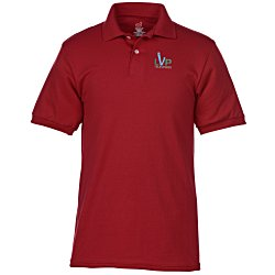 View a larger, more detailed picture of the Hanes ComfortBlend 50 50 Jersey Sport Shirt - Men s