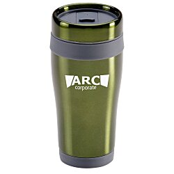 View a larger, more detailed picture of the Sunset Stainless Steel Tumbler - 16 oz - 24 hr