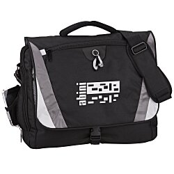 View a larger, more detailed picture of the Slope Laptop Messenger Bag