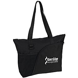 View a larger, more detailed picture of the Excel Sport Utility Tote - Screen - 24 hr