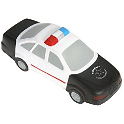 View a larger, more detailed picture of the Stress Reliever - Police Car