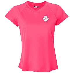 View a larger, more detailed picture of the Champion 4 oz Sport Performance T-Shirt - Ladies