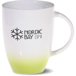 View a larger, more detailed picture of the Ombre Splash Base Mug - 12 oz