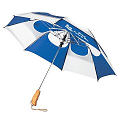 View a larger, more detailed picture of the Lil Windy Vented Umbrella - Automatic Opening - 24 hr