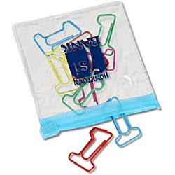 View a larger, more detailed picture of the Clipsters Paper Clips - 1