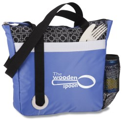 View a larger, more detailed picture of the Corsica Mini Cooler Tote