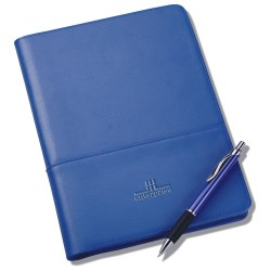 View a larger, more detailed picture of the Leather Colorplay Jr Folder Set