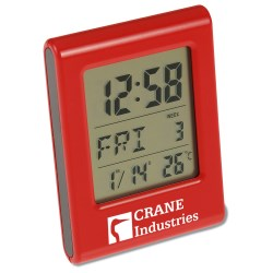 View a larger, more detailed picture of the Multi-Use Travel Alarm Clock