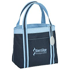 View a larger, more detailed picture of the Piccolo Mini Tote - Screen - 24 hr