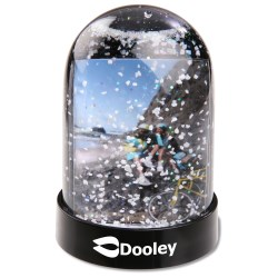 View a larger, more detailed picture of the Photo Snow Globe