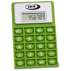 View a larger, more detailed picture of the Flexi Calculator