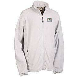 View a larger, more detailed picture of the Raglan Sleeve Microfleece Jacket - Men s