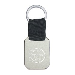 View a larger, more detailed picture of the Aluminum Key Tag