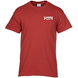 View a larger, more detailed picture of the Gildan 5 3 oz Cotton T-Shirt Men s - Screen - Colors