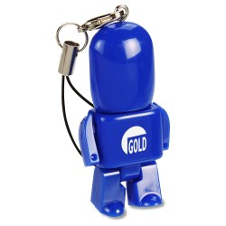 View a larger, more detailed picture of the USB Micro People - Color - 2GB