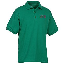 View a larger, more detailed picture of the Gildan 6 oz DryBlend 50 50 Jersey Polo