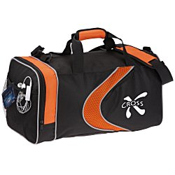 View a larger, more detailed picture of the Sports Duffel Bag