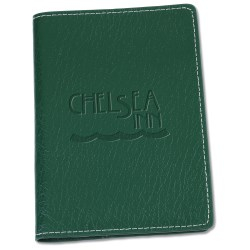 View a larger, more detailed picture of the Leather Passport Cover