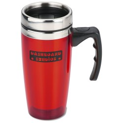 View a larger, more detailed picture of the Translucent Travel Mug - 16 oz