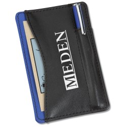 View a larger, more detailed picture of the Business Card Pocket Buddy Jotter