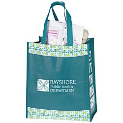 View a larger, more detailed picture of the Jumbo PET Grocery Tote