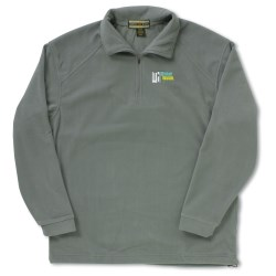 View a larger, more detailed picture of the Half Zip Microfleece Pullover - Men s