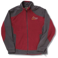 View a larger, more detailed picture of the North End Windsmart Microfleece Jacket - Men s