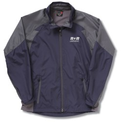 View a larger, more detailed picture of the Active Outdoor Lite Hybrid Jacket - Men s