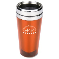 View a larger, more detailed picture of the Stainless Translucent Tumbler - 16 oz