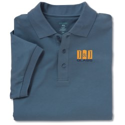 View a larger, more detailed picture of the EDRY Doubleknit Polo - Men s