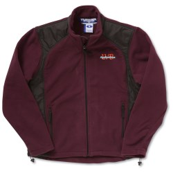 View a larger, more detailed picture of the Pinnacle Fleece Jacket - Ladies
