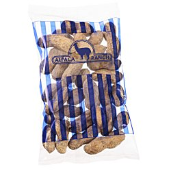 View a larger, more detailed picture of the Ballpark Peanuts - 3 oz - Clear Bag
