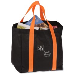 View a larger, more detailed picture of the Recycled Jumbo Tote