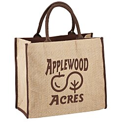 View a larger, more detailed picture of the Super Jute Tote