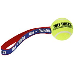 View a larger, more detailed picture of the Tennis Ball Toss Pet Toy