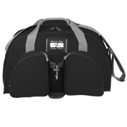 View a larger, more detailed picture of the Recycled PET Weekender Duffel - Closeout