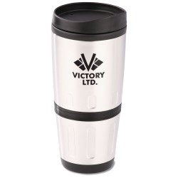 View a larger, more detailed picture of the Sedici Insulated Tumbler - 16 oz