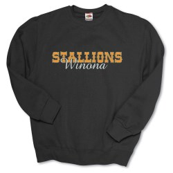 View a larger, more detailed picture of the FOL Best 50 50 Sweatshirt - Applique Twill