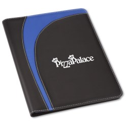 View a larger, more detailed picture of the Swirl Padfolio