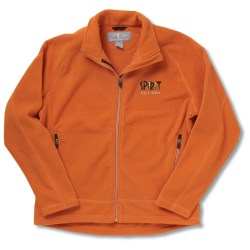 View a larger, more detailed picture of the Page & Tuttle Micro Poly Fleece Jacket - Ladies
