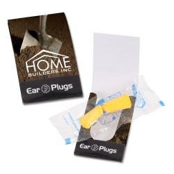 View a larger, more detailed picture of the Ear Plugs Pocket Pack