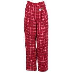 View a larger, more detailed picture of the Robinson Gridiron Flannel Pants