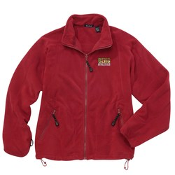 View a larger, more detailed picture of the Heavyweight Microfleece Jacket - Ladies
