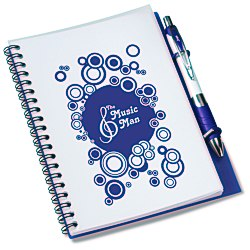 View a larger, more detailed picture of the Scripto Journal Bundle Set - Bubbles