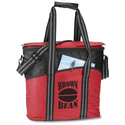 View a larger, more detailed picture of the Flip Flap Insulated Cooler Bag