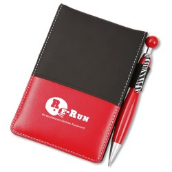 View a larger, more detailed picture of the Swanky Jotter w Calculator