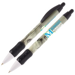 View a larger, more detailed picture of the Bic WideBody Pen with Grip - Money