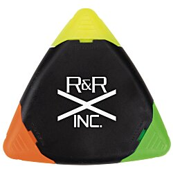 View a larger, more detailed picture of the TriMark Highlighter - Opaque - Black