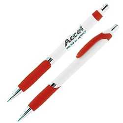 View a larger, more detailed picture of the Epiphany Pen - White