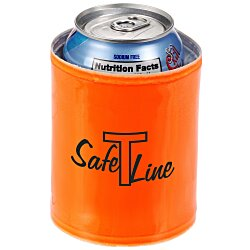 View a larger, more detailed picture of the Grabbon Slap-Action Reflective Can Cooler
